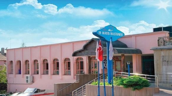 ozel ortadogu 19 mayis hastanesi