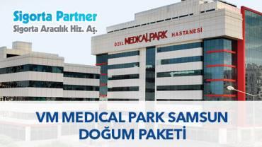 Vm Medical Park Samsun Doğum Paketi