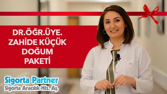 Dr. Öğr. Üye. Zahide Küçük Doğum Paketi