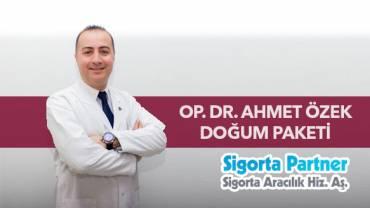 Op. Dr. Ahmet Özek Doğum Paketi